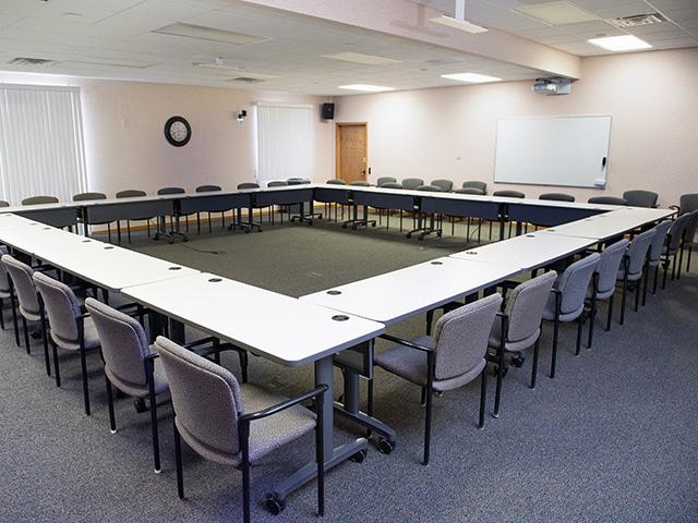 ILC Main Room